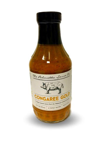 Congaree Gold BBQ Palmetto Sauce