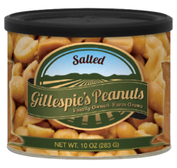 Gillespie's Salted Peanuts