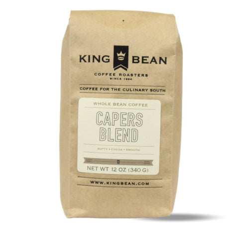 King Bean Coffee Capers Blend