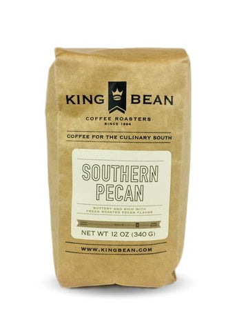 King Bean Southern Pecan Coffee
