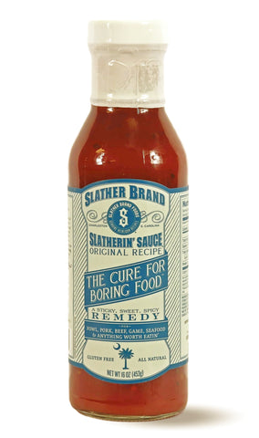 Slather Brand Original Slatherin Sauce