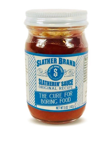 Slather Sauce Original Mini 5 oz