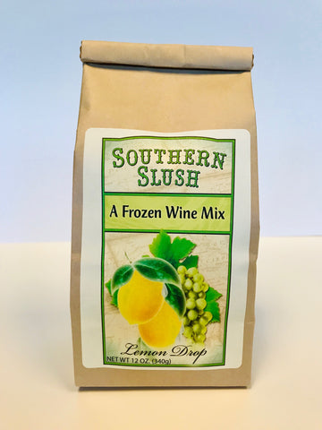 Southern Slush Frozen Wine Mix Lemon Drop