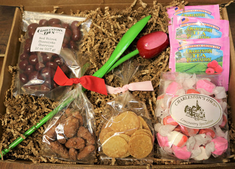 Valentine's Day Gift Box Charleston Carolina Sweet