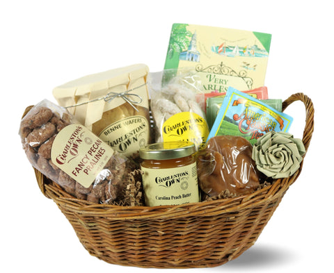 Very Charleston Gift Basket