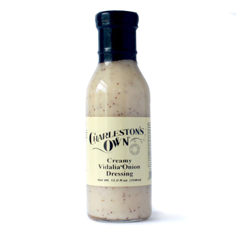 Creamy Onion Salad Dressing