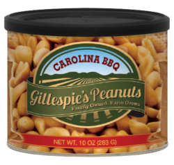 Gillespie's Peanuts Carolina Barbecue