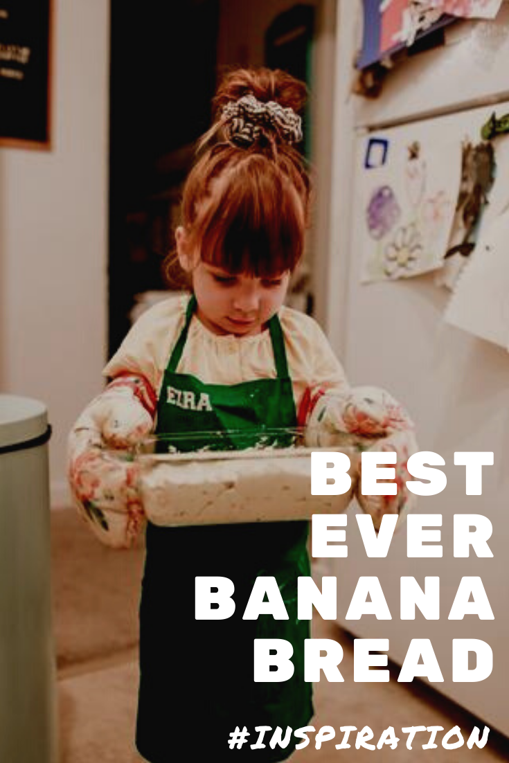 Your New Favourite Banana Bread Recipe