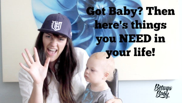 Got Baby? You NEED this stuff!