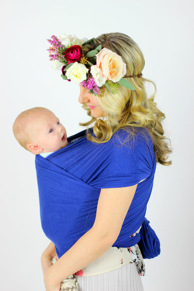 Beluga Wrap Bamboo Baby Wrap Carrier Made In Canada Newborn Baby Shower Gift