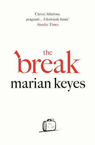 Beluga Baby loves The Break by Marian Keyes