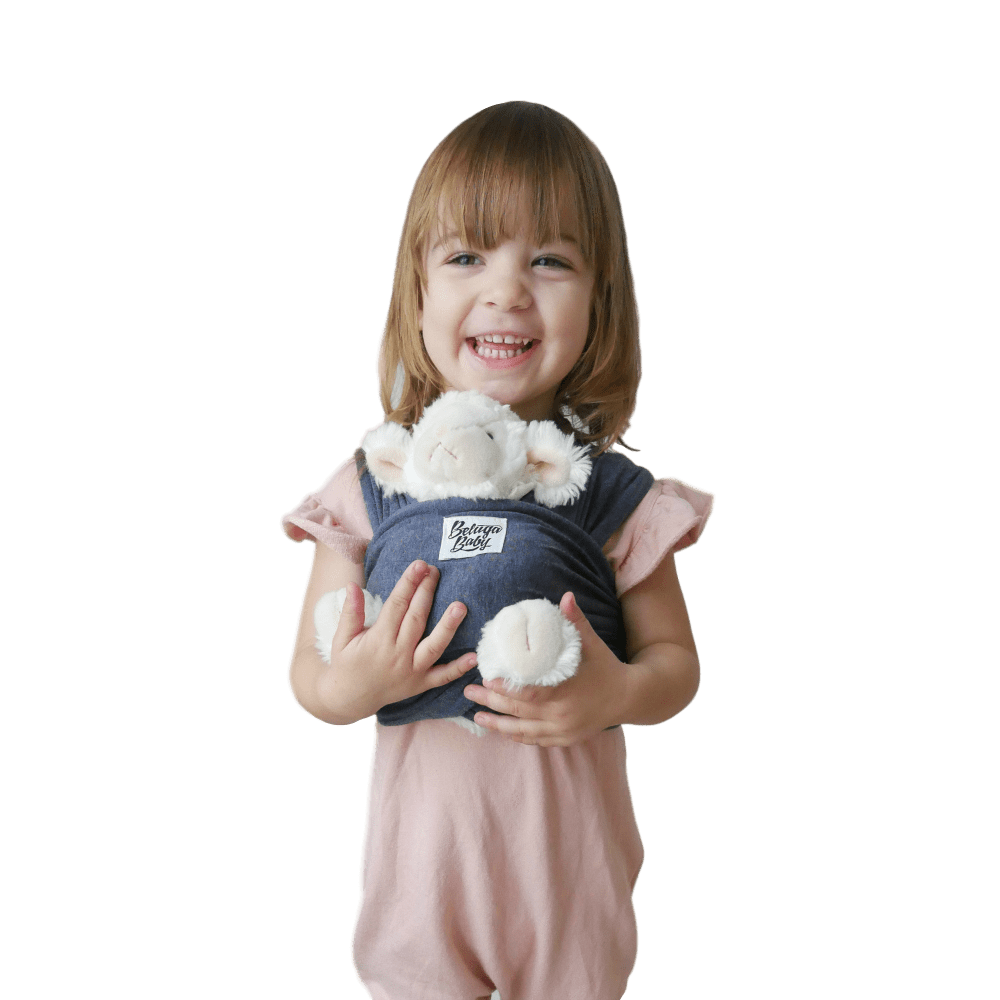 The Chelsea Mini Beluga - Children's Doll Carrier - Beluga Baby Store