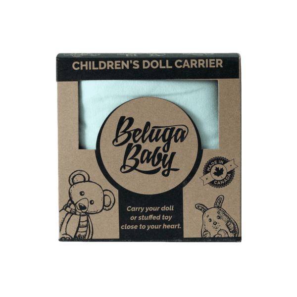The Ana Mini Beluga - Children's Doll Carrier - Beluga Baby Store