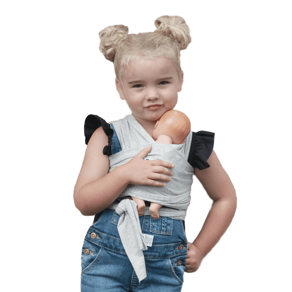 The Rachel Mini Beluga - Children's Doll Carrier - Beluga Baby Store