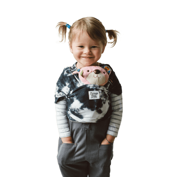 The Joni Mini Beluga Doll Carrier - Beluga Baby Store