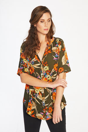 The Tagetes Tunic Top