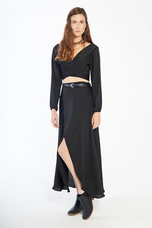 The Winchite Wrap Skirt