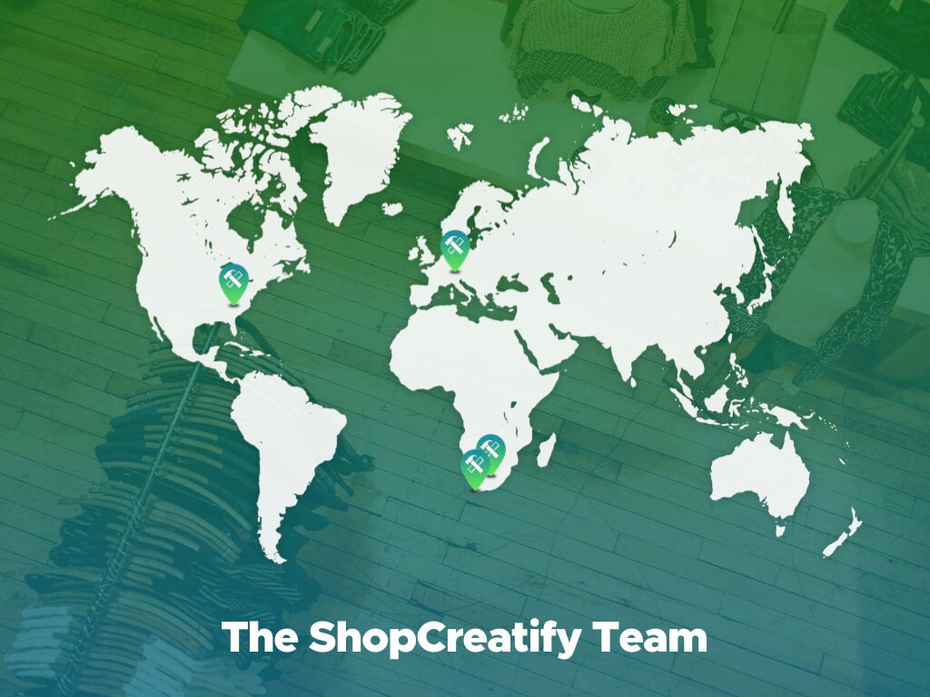 ShopCreatify Team