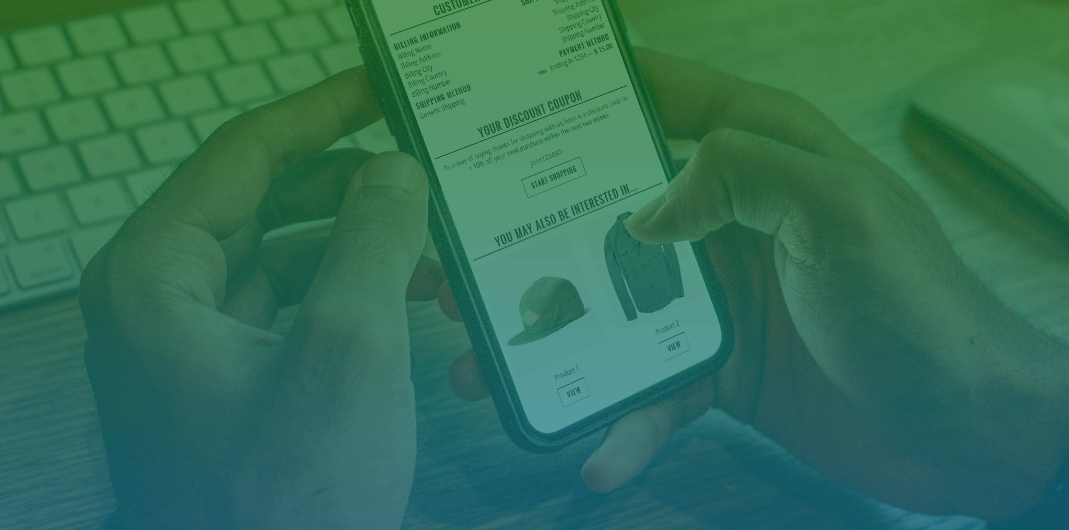 Transactional emails in Shopify ecommerce