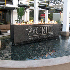 Grill On The Alley Water& Fire Feature - Westlake Village