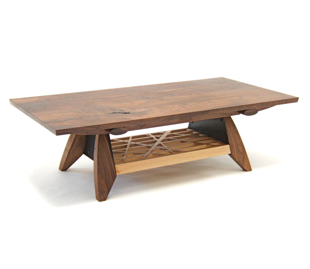 Alpha Line COFFEE TABLE, 3/4  front