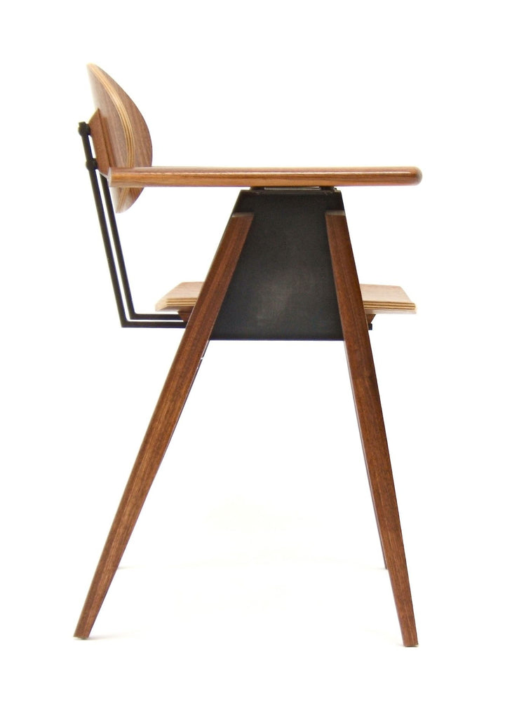Alpha Line CHAIR, side profile