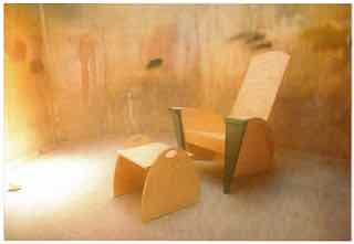 Plywood Chair
