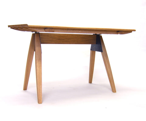 customized Ålpha Line DESK in Rift White Oak