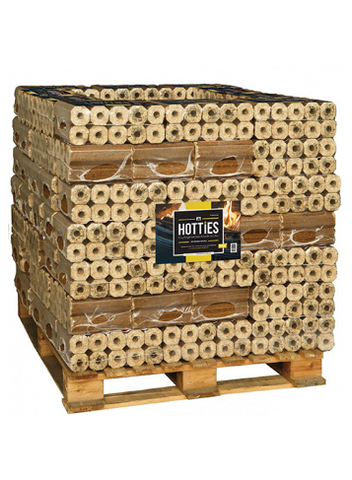 Hotties Pini-Kay Wood Briquettes