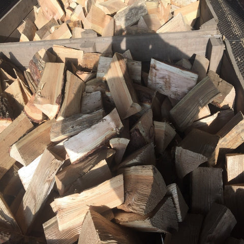 Kiln Dried Scottish Stove Wood