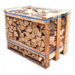 Kiln Dried Ash Logs - Crates, Bulk bags Multy bag discounts - Bone Dry Log Company