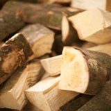 Buy 2 bags Save £10 Buy 3 Bags Save £20 Large bulk bagScottish Kiln Dried Hardwood Logs- - Bone Dry Log Company