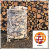 BEST VALUE Scottish Kiln Dried Hardwood - Bone Dry Log Company