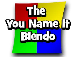 "The ""YOU NAME IT"" Blendo Bag"