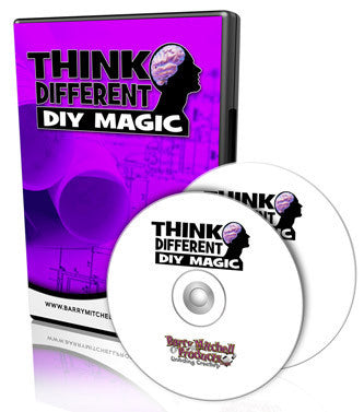 Think Different - DIY Magic