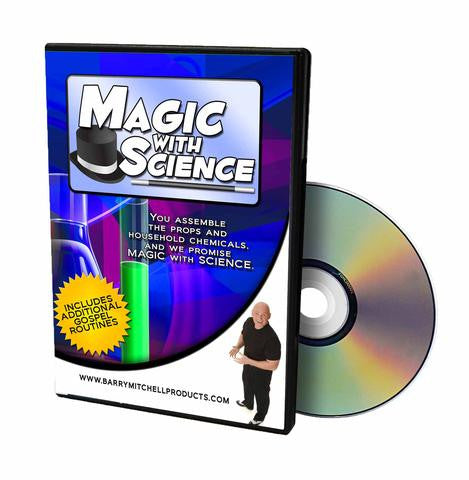 Magic with Science DVD