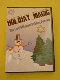 Holiday Magic: The Live KIDabra Holiday Session DVD