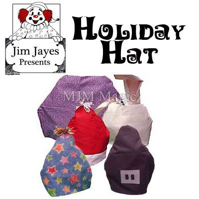 Holiday Hat Bag