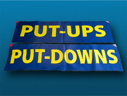 Put-Downs to Put-Ups