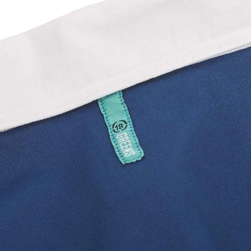 Palmer Polo-Belize/White