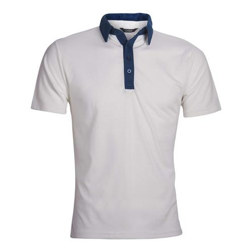 Palmer Polo-White/Belize