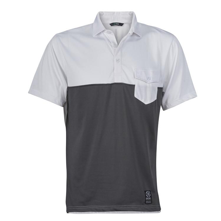 golf-polo-shirt-white-gray-cotton-front