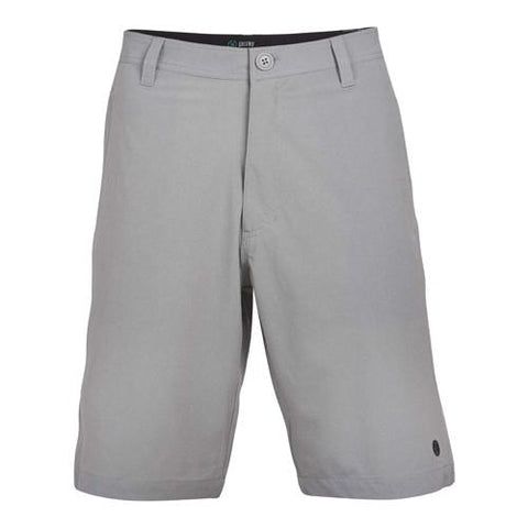 Casual Water Shorts-Silver