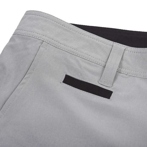 Casual Water Pants-Silver