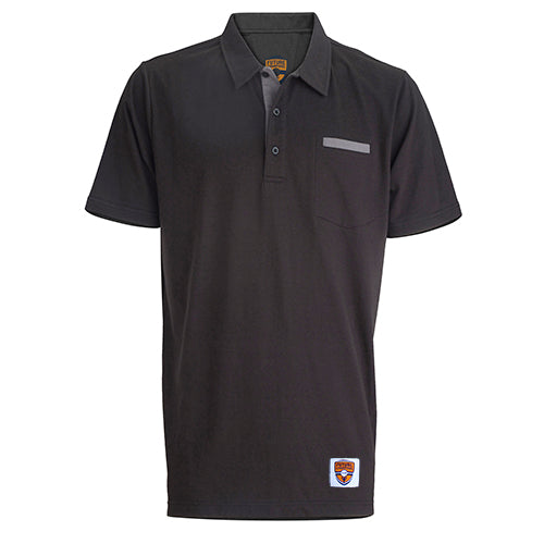 Junior Polo, Corner Pocket, Black/Steel