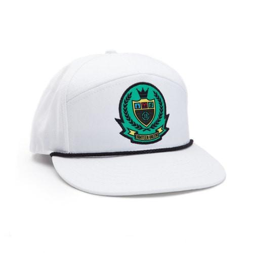 The Crest-Snapback-White