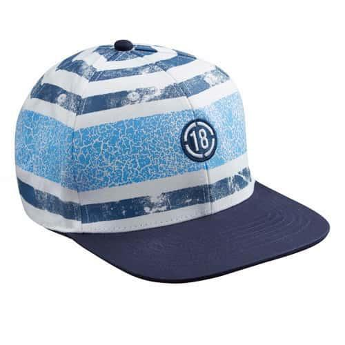 The Quarter Cask-Snapback-Water Navy