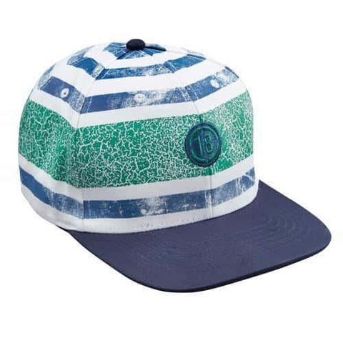 The Quarter Cask-Snapback-Amazon Navy