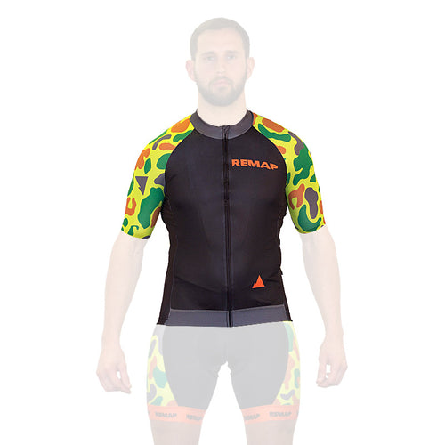 Camo Race Short Sleeve Jersey