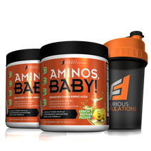 AMINOS, BABY! 2-PACK SHAKER STACK